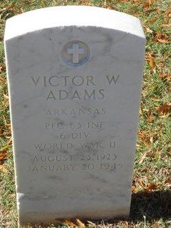 Victor W Adams