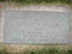 Marlo W Allen