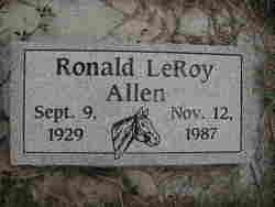 Ronald LeRoy Allen