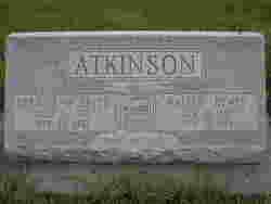 Bernice <i>McBride</i> Atkinson