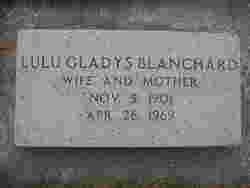 Lulu Gladys Blanchard