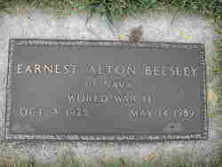 Earnest Alton Beesley