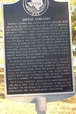 Duffau Cemetery