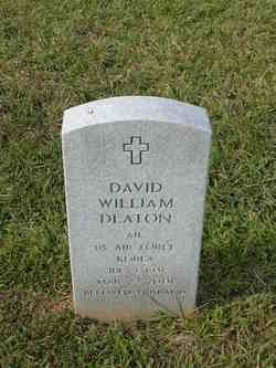 David William Dave Deaton