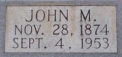 John M Bagwell