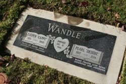 Pearl Lucille Deddie Wandler
