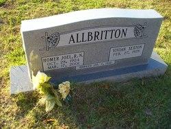 Vivian <i>Sexton</i> Allbritton