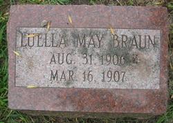 Luella May Braun