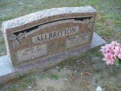 Orval E Allbritton