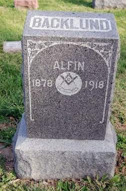 Alfin Backlund