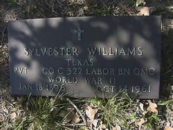 Sylvester Williams