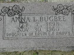 Anna Laura Bugbee