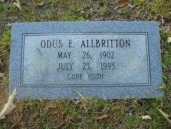 Odus Elliott Allbritton