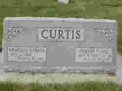 Martha <i>Bevan</i> Curtis