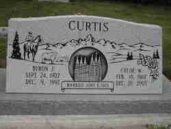 Byron J Curtis