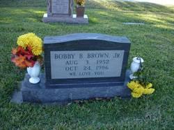 Bobby B Brown, Jr