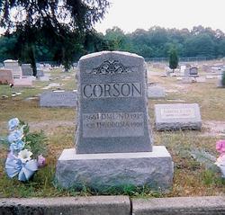 Edmund Corson