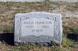 Adelia <i>Corson</i> Charlson