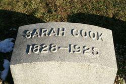 Sarah <i>Powers</i> Cook