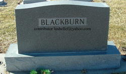 Edith May <i>Forbes</i> Blackburn
