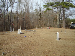 Old Hickory Flat Cemetery