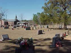 Oak Grove United Methodist Church Cemetery