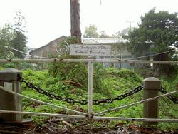 Our Lady of the Pillar Cemetery