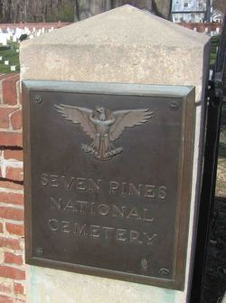 Seven Pines National Cemetery