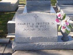 Charles Andrew Sweetser, Sr