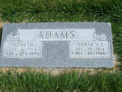 Norton Irvin Adams, Jr