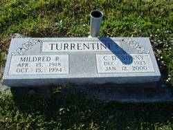 Mildred Ruth Biddy <i>Daniel</i> Turrentine