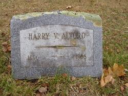 Harry Valentine Alvord