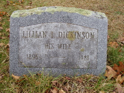 Lillian Ida <i>Dickinson</i> Alvord