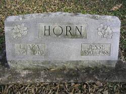 Clara H. <i>Wolfe</i> Horn