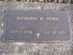 Richard (Dick) K. Horn