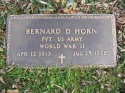 Bernard D. Horn