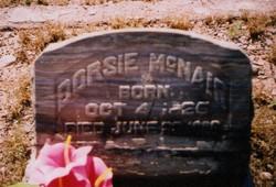 Dorsie McNair