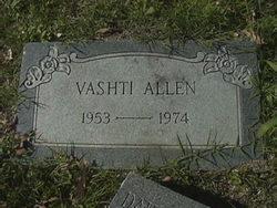 Vashti Allen