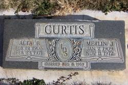 Alta Bell <i>Ross</i> Curtis