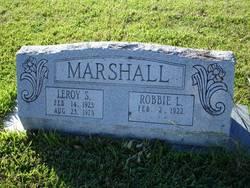 Leroy S. Marshall