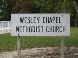 Wesley Chapel Methodist Church Cemetery