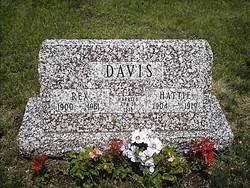 Hattie May <i>Coolbaugh</i> Davis