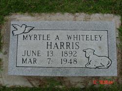 Myrtle A. <i>Whiteley</i> Harris