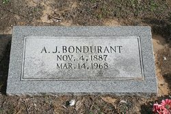 Aaron J. Bondurant