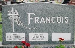 Margaret Grace <i>Bunton</i> Francois