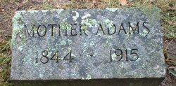 Mother Adams