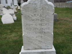 Sarah A Beers
