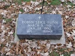 Robyn <i>Stice</i> Flinn