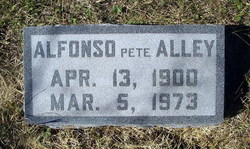 Alfonso L. Pete Alley