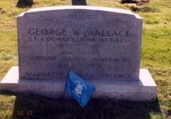 LTC George Weed Wallace